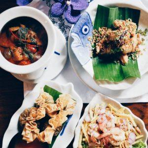 LUSTRUMREIS THAILAND