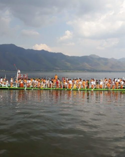 LUSTRUMREIS MYANMAR